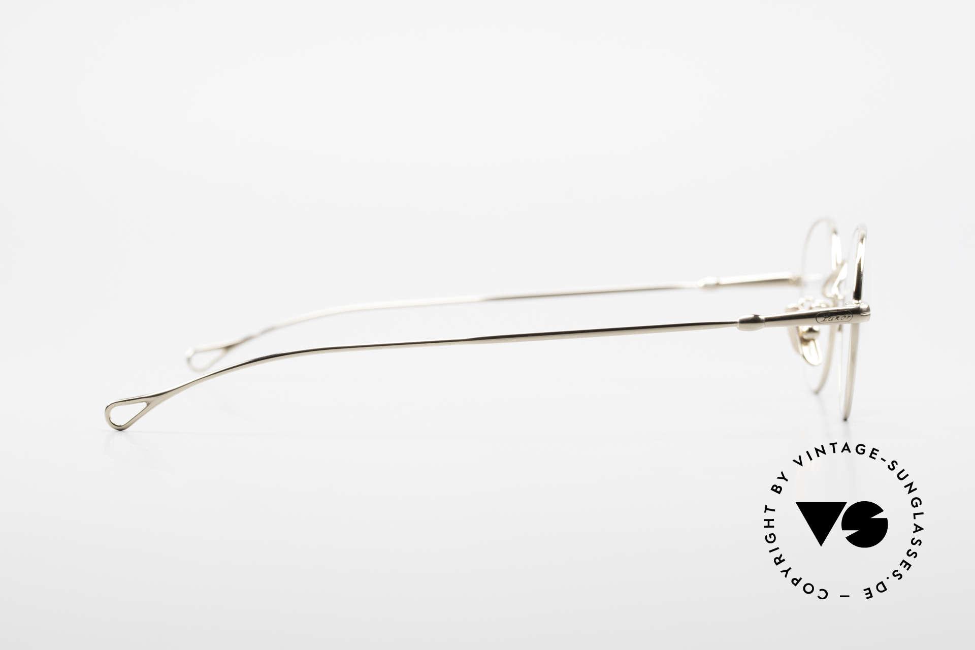 Lunor V 108 Bicolor Eyeglasses Titanium, Size: medium, Made for Men