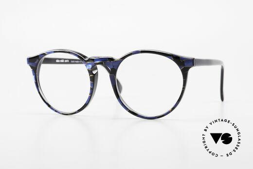 Alain Mikli 034 / 898 Panto Designer Eyeglasses Details