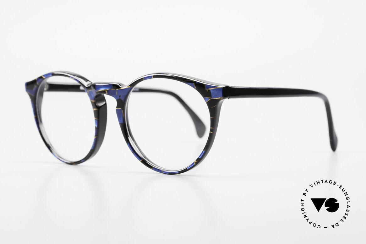 Alain Mikli 034 / 898 Panto Designer Eyeglasses, inspired by the 1960's 'Tart Optical Arnel' frames, Made for Men and Women