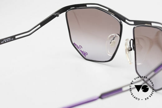 Paloma Picasso 1478 Rare 1990's Ladies Sunglasses, NO RETRO shades, but a lovely 30 years old original, Made for Women