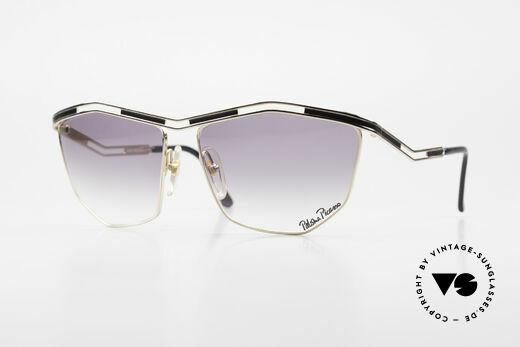 Paloma Picasso 1478 No Retro Sunglasses 90's Rarity Details