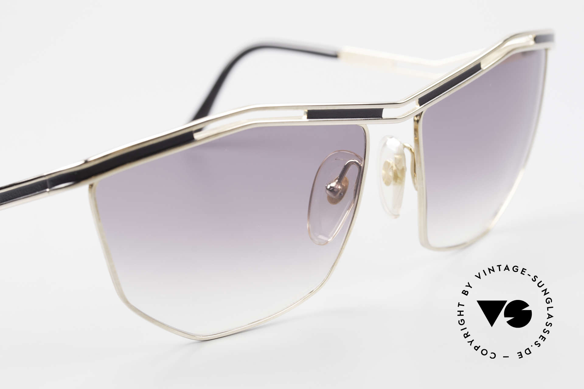 Paloma Picasso 1478 No Retro Sunglasses 90's Rarity, unworn (like all our rare vintage designer sunnies), Made for Women