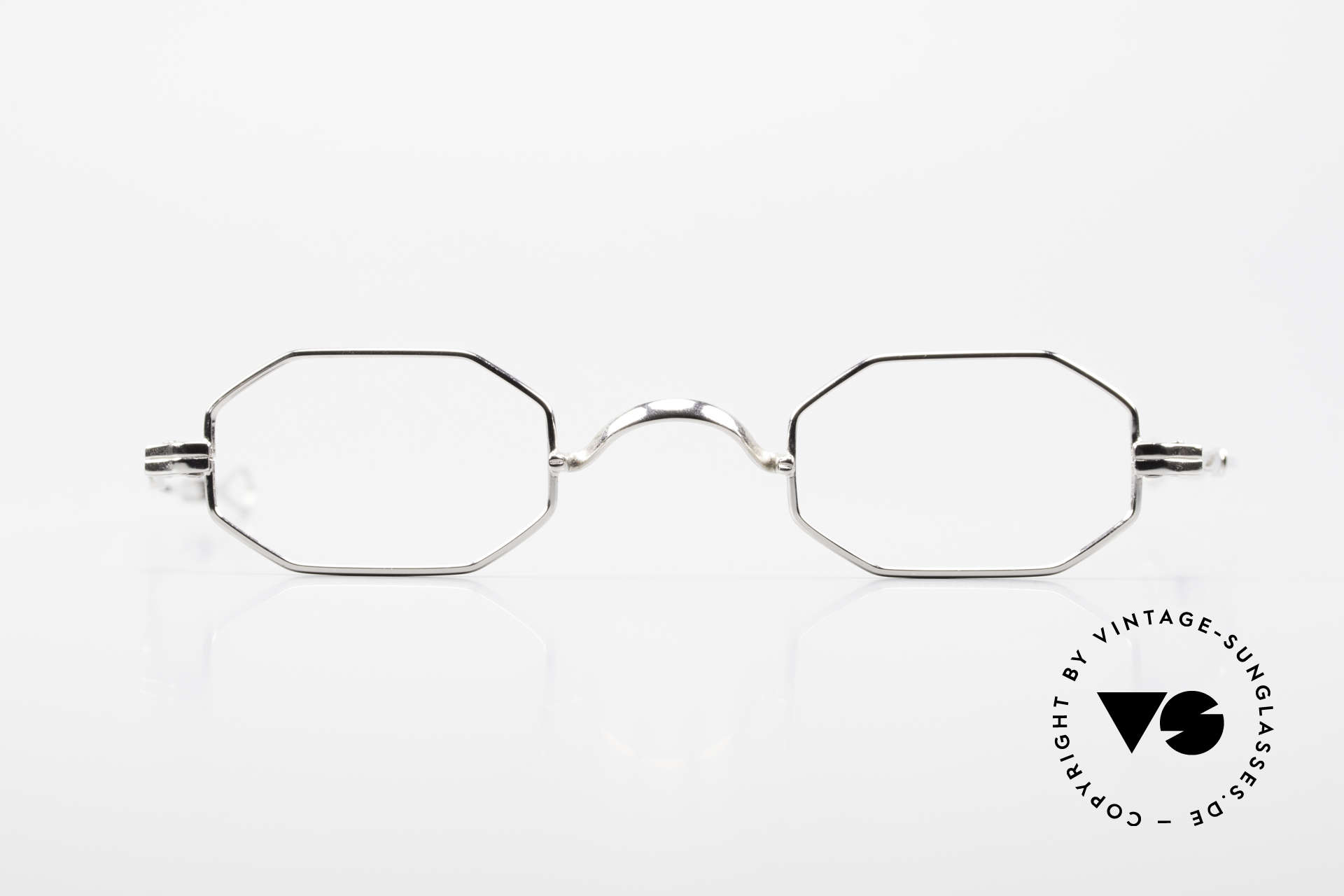 Lunor I 01 Telescopic Extendable Octagonal Frame, traditional German brand; quality handmade in Germany, Made for Men and Women