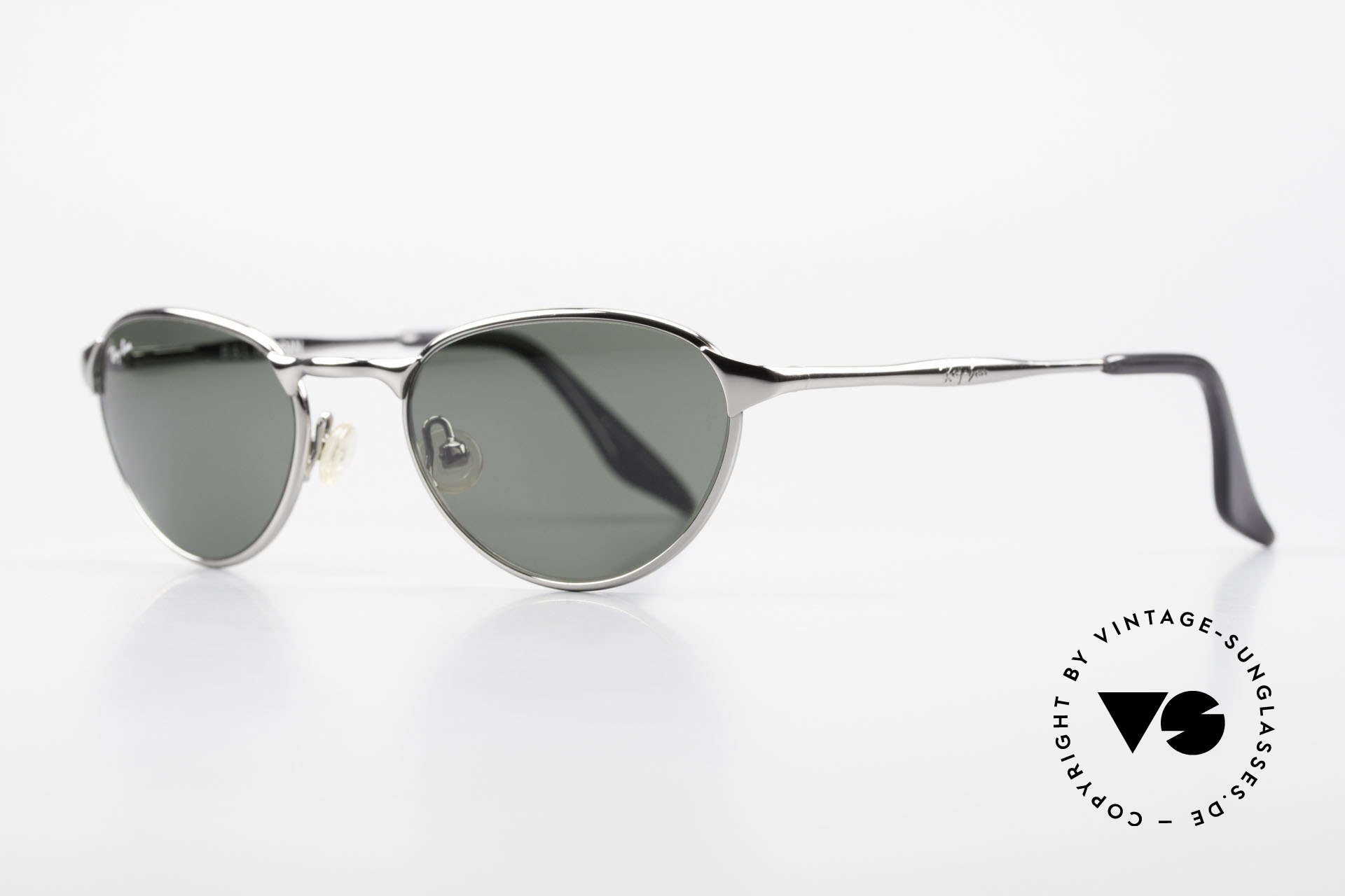 "Ray Ban Highstreet Tea Cup Last USA B&L Ray Ban Shades, in 1999, B&L sold the brand ""RAY-BAN"" to Luxottica, Made for Women"