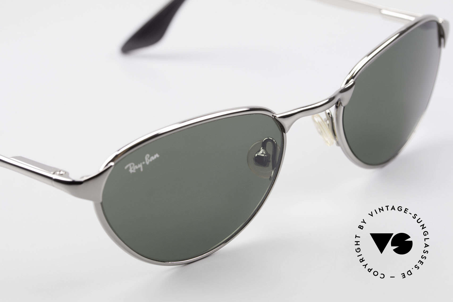 Ray Ban Highstreet Tea Cup Last USA B&L Ray Ban Shades, unworn model: HighStreet Metal Tea Cup, W2843, G15, Made for Women
