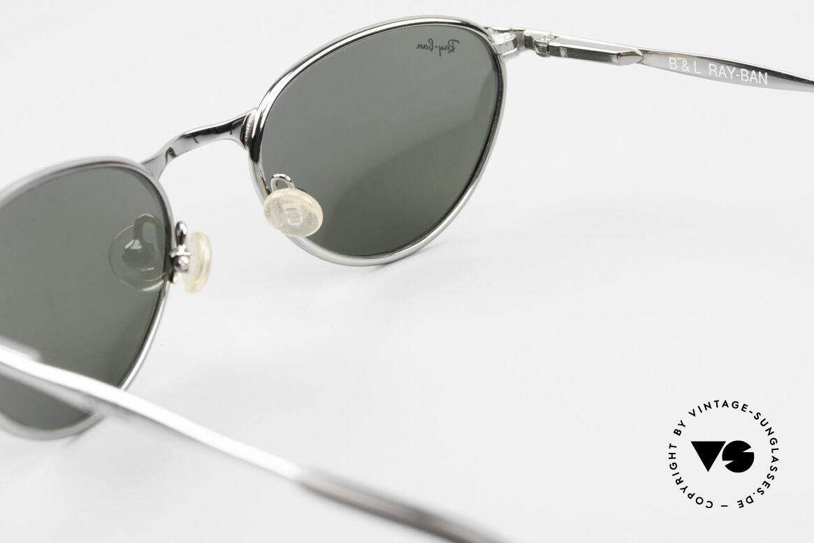 Ray Ban Highstreet Tea Cup Last USA B&L Ray Ban Shades, Size: medium, Made for Women