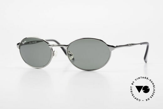 Ray Ban Highstreet Metal Oval Last Ray Ban USA Shades B&L Details