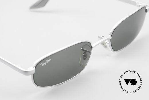 Ray Ban Sidestreet Sidewalk Rectangle Ray Ban USA Shades, unworn model: SideStreet Sidewalk Rectangle, W2192, Made for Men