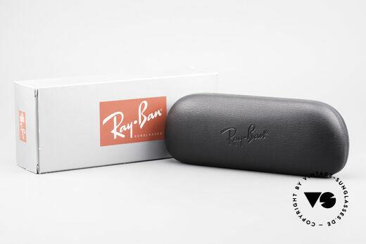 Ray Ban Sidestreet Sidewalk Rectangle Ray Ban USA Shades, Size: medium, Made for Men