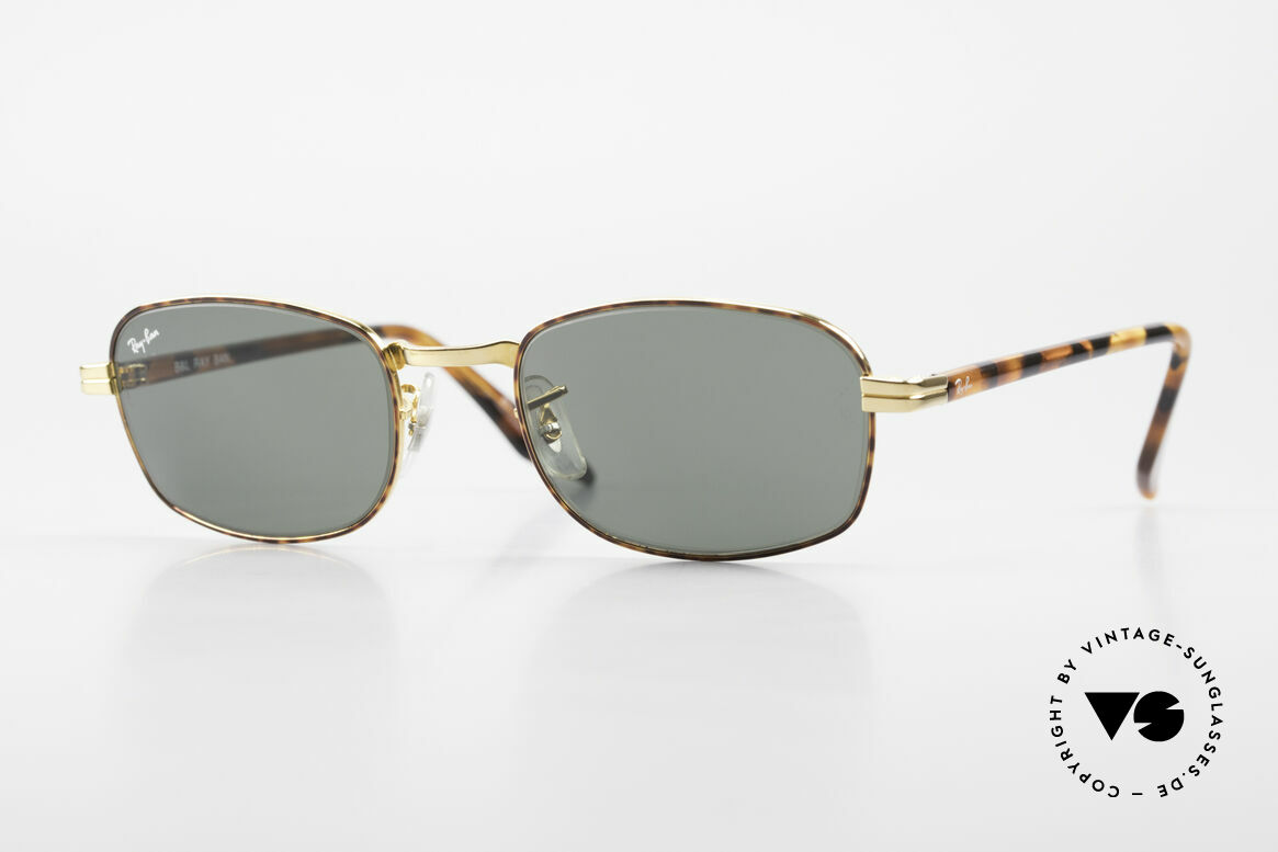 "Ray Ban Sidestreet Crosswalk Square USA Ray Ban B&L Shades, old Ray-Ban 'SideStreet-Series"" sunglasses from 1999, Made for Men"