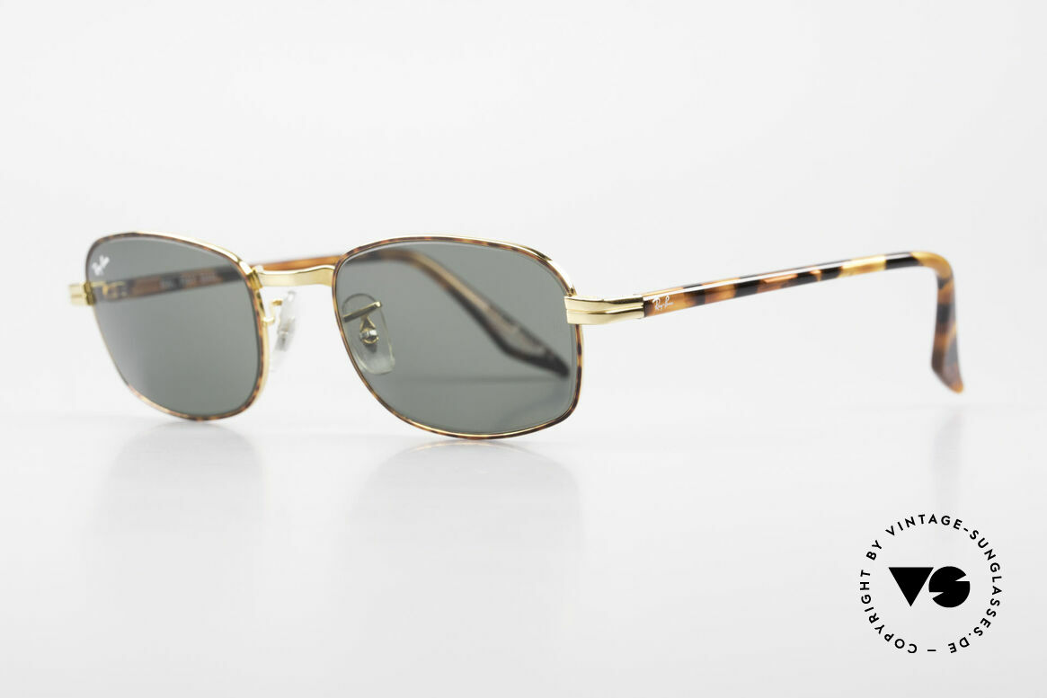 "Ray Ban Sidestreet Crosswalk Square USA Ray Ban B&L Shades, in 1999, B&L sold the brand ""RAY-BAN"" to Luxottica, Made for Men"