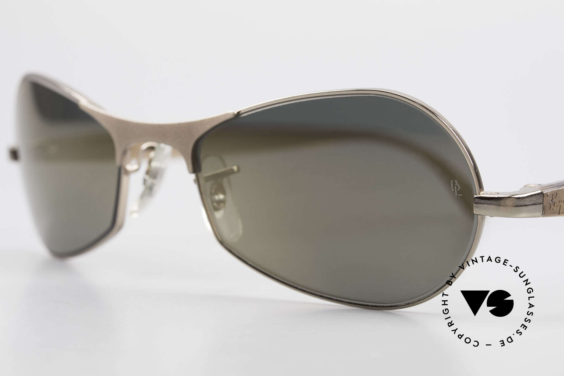 Ray Ban Sidestreet Infinity Gold Mirrored USA Ray-Ban B&L, very special shades, since a piece of economic history, Made for Men