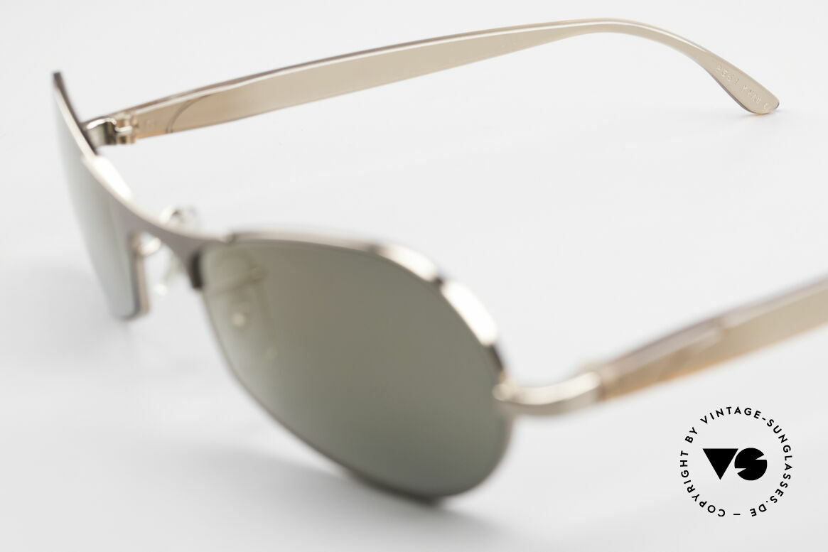 Ray Ban Sidestreet Infinity Gold Mirrored USA Ray-Ban B&L, Size: medium, Made for Men