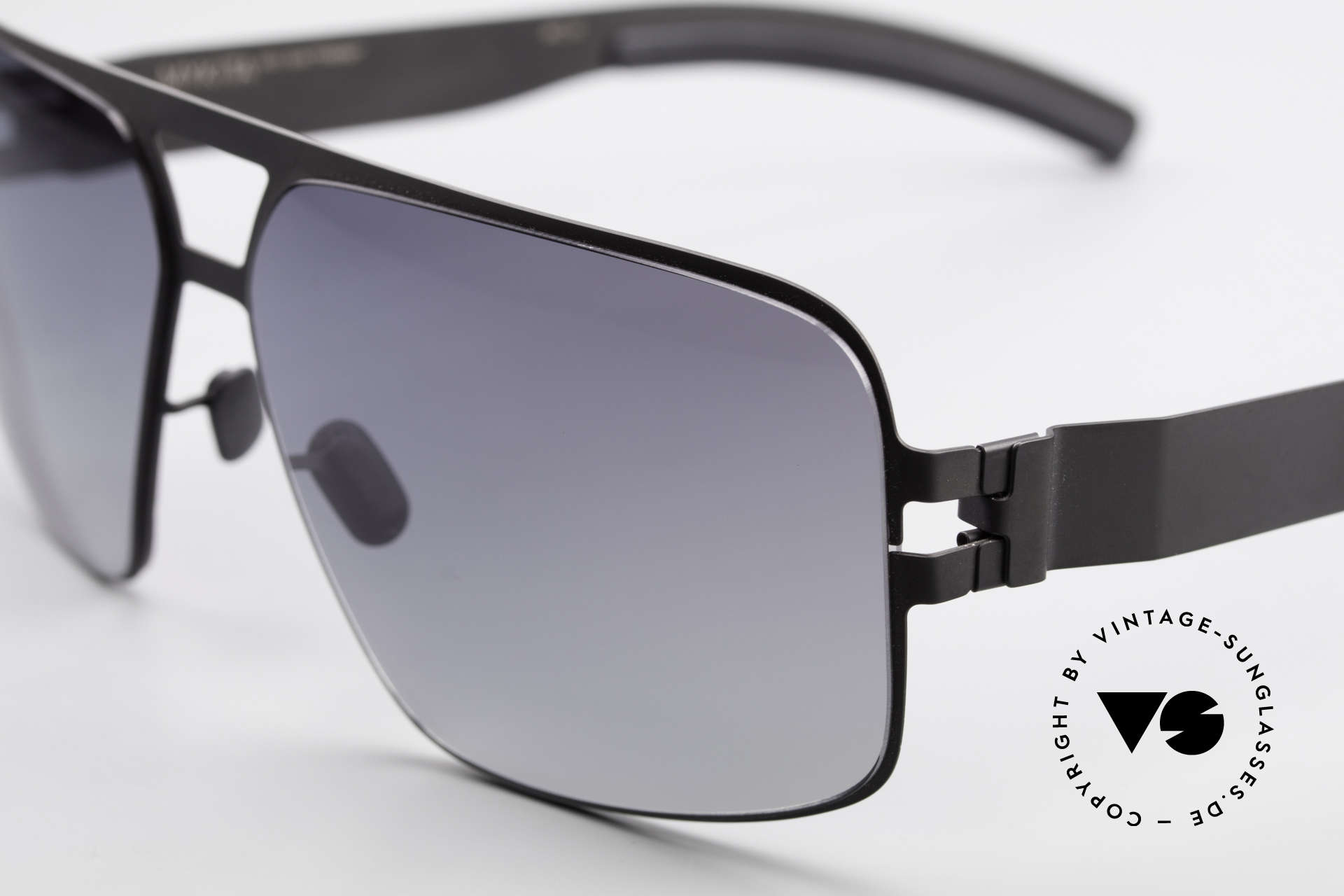 Mykita Tyrone Mykita Vintage Frame From 2011, innovative and flexible metal frame = One size fits all!, Made for Men