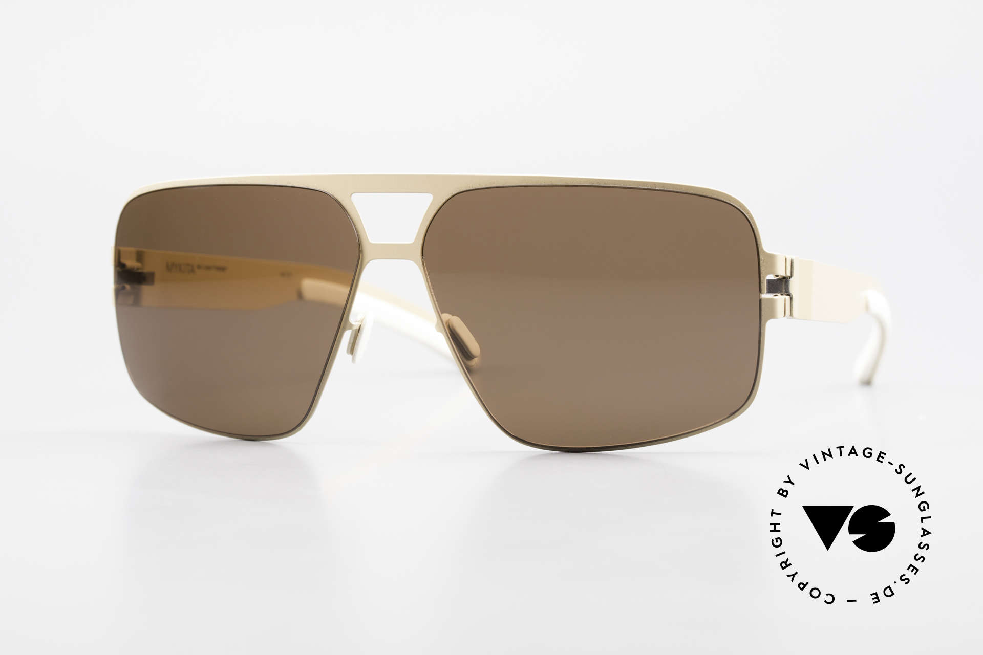 Mykita Tyrone 2011's Mykita Vintage Shades, original VINTAGE MYKITA men's sunglasses from 2011, Made for Men
