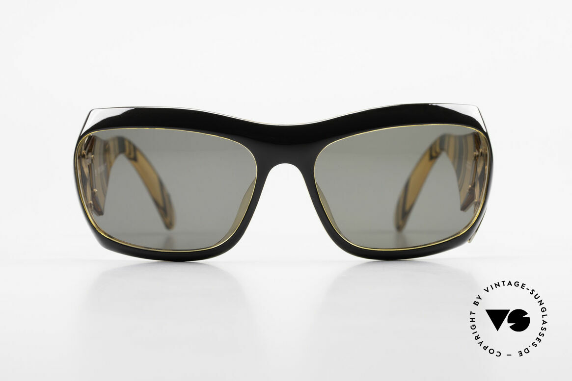 Paloma Picasso 3700 90's Ladies Designer Shades, spectacular design meets a brilliant frame pattern, Made for Women