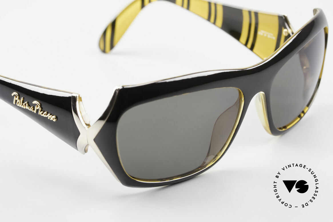 Paloma Picasso 3700 90's Ladies Designer Shades, Optyl-framework = synonymous of timeless quality, Made for Women