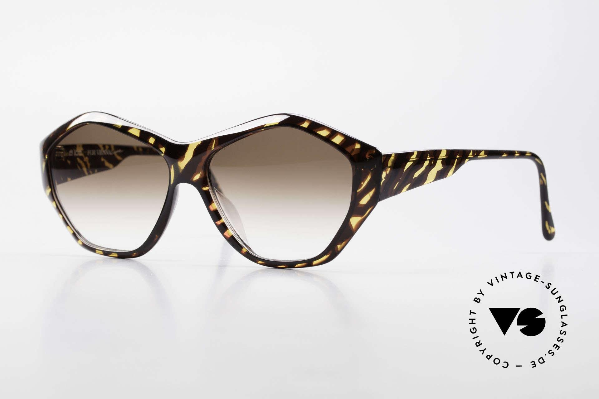 Paloma Picasso 1463 90's Optyl Sunglasses Ladies, vintage ladies sunglasses by P. PICASSO from 1990, Made for Women