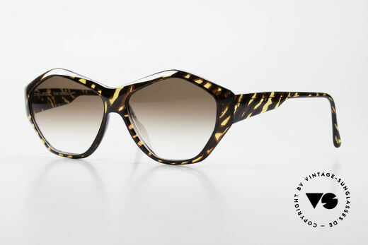 Paloma Picasso 1463 90's Optyl Sunglasses Ladies Details