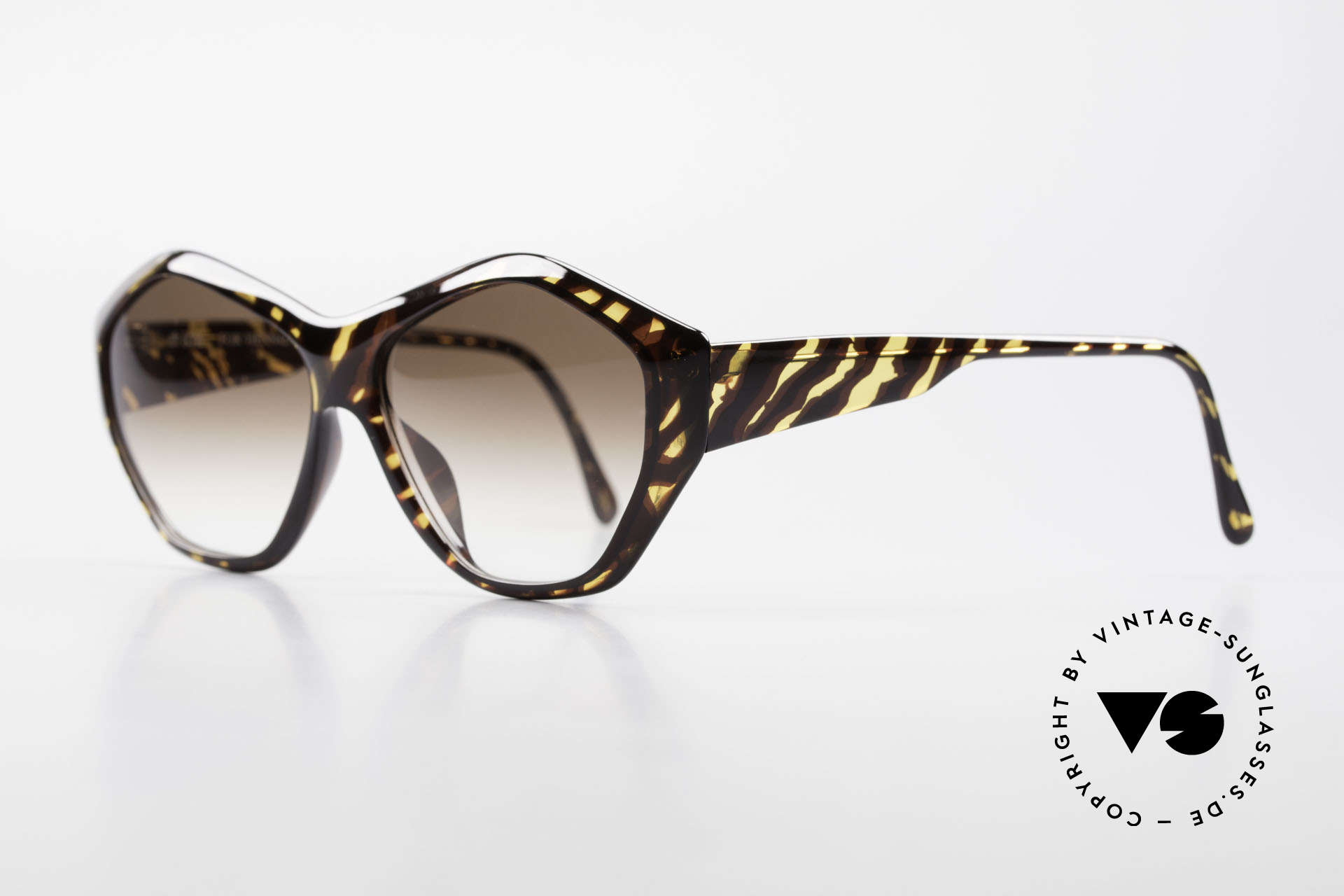 Paloma Picasso 1463 90's Optyl Sunglasses Ladies, just another masterwork from Picasso's art school!, Made for Women