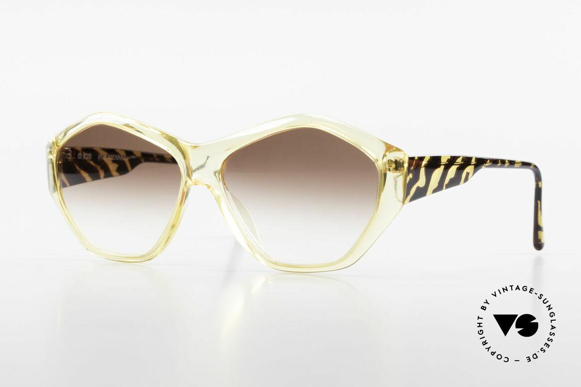 Paloma Picasso 1463 Optyl Sunglasses 90's Ladies, vintage ladies sunglasses by P. PICASSO from 1990, Made for Women
