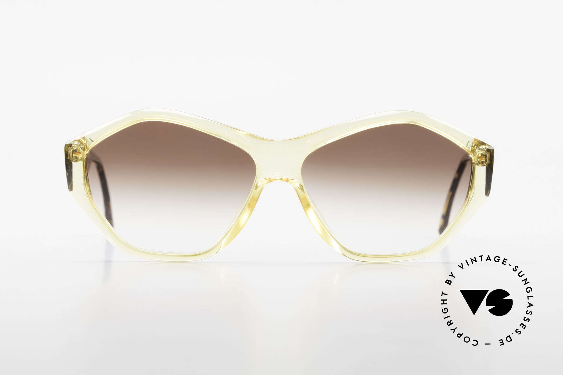 Paloma Picasso 1463 Optyl Sunglasses 90's Ladies, spectacular design meets a brilliant frame pattern, Made for Women
