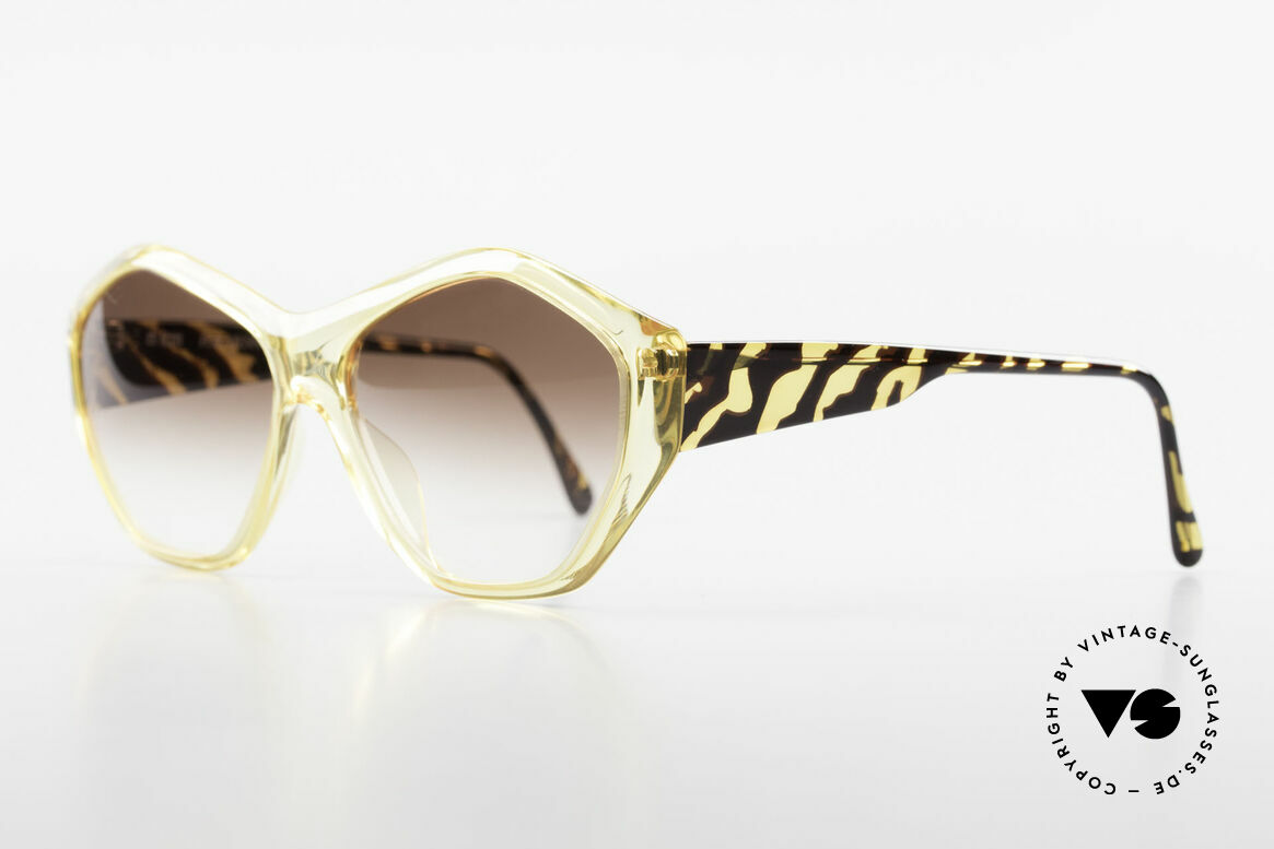 Paloma Picasso 1463 Optyl Sunglasses 90's Ladies, just another masterwork from Picasso's art school!, Made for Women