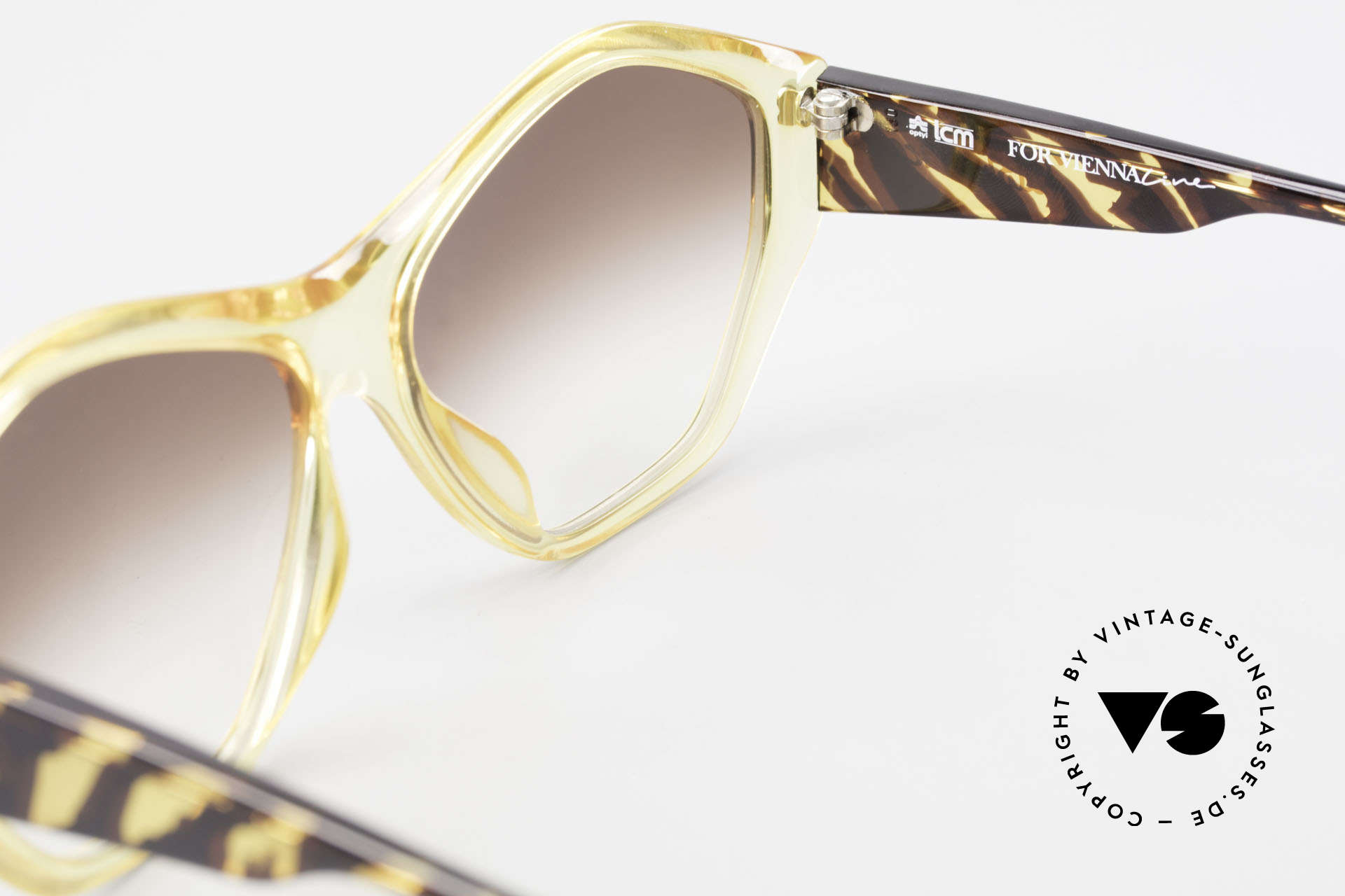Paloma Picasso 1463 Optyl Sunglasses 90's Ladies, NO RETRO style shades! but a proud original one!, Made for Women