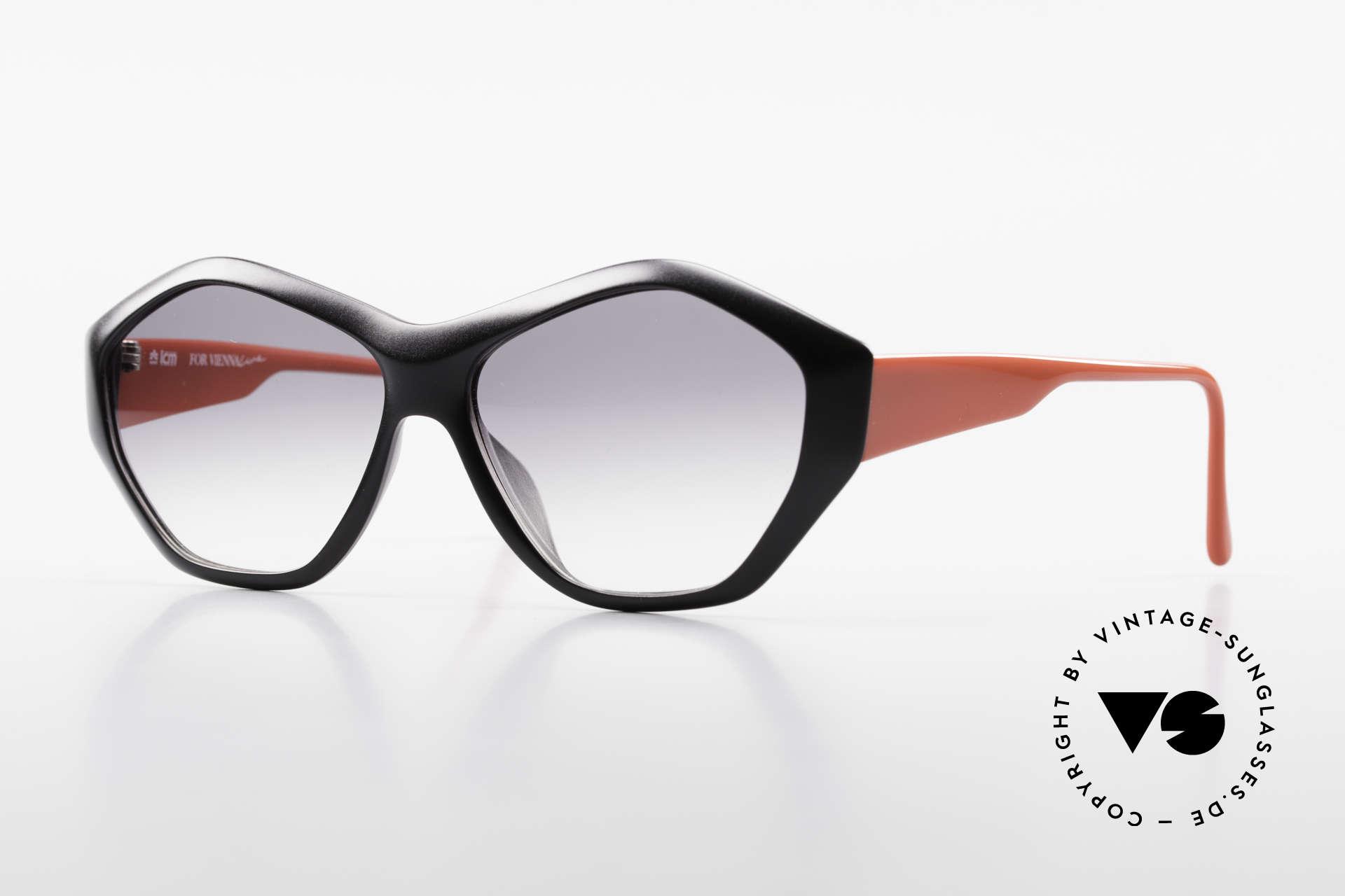 Paloma Picasso 1463 Ladies Sunglasses 90's Optyl, vintage ladies sunglasses by P. PICASSO from 1990, Made for Women