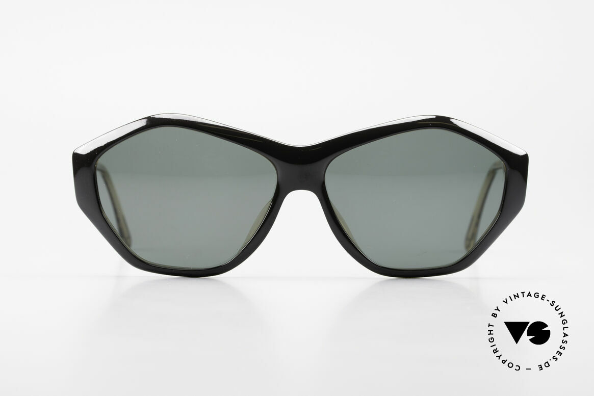 Paloma Picasso 1463 90's Ladies Sunglasses Optyl, spectacular design meets a brilliant frame pattern, Made for Women