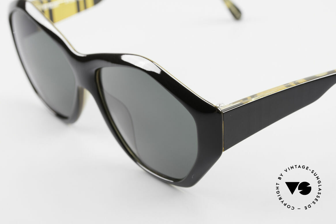 Paloma Picasso 1463 90's Ladies Sunglasses Optyl, the incredible Optyl material does not seem to age, Made for Women