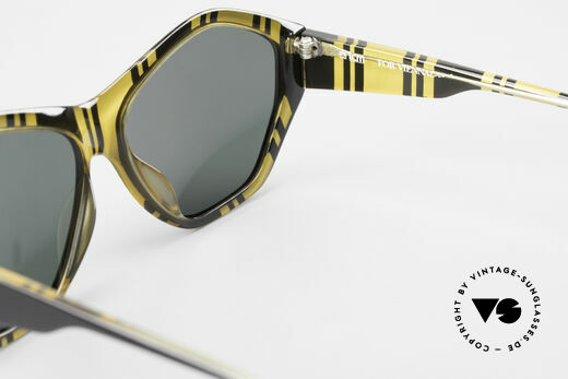 Paloma Picasso 1463 90's Ladies Sunglasses Optyl, NO RETRO style shades! but a proud original one!, Made for Women