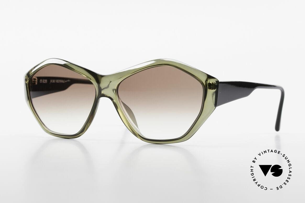 Paloma Picasso 1463 90's Optyl Ladies Sunglasses, vintage ladies sunglasses by P. PICASSO from 1990, Made for Women