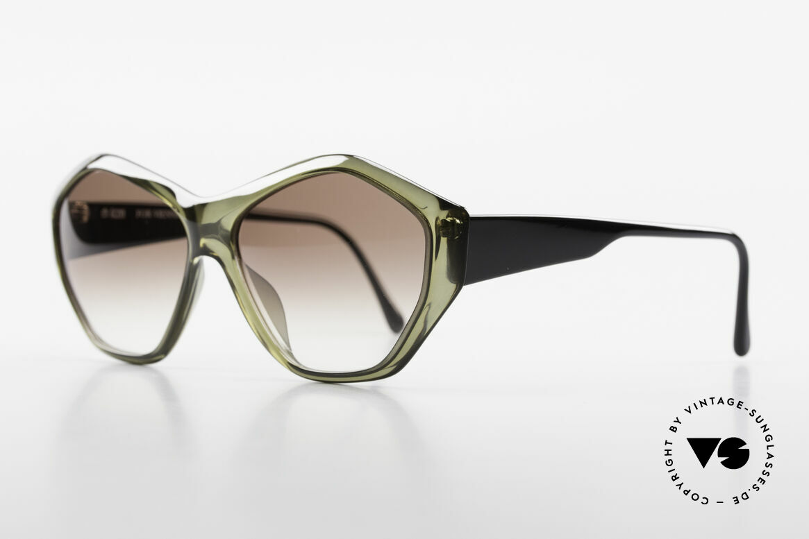 Paloma Picasso 1463 90's Optyl Ladies Sunglasses, just another masterwork from Picasso's art school!, Made for Women