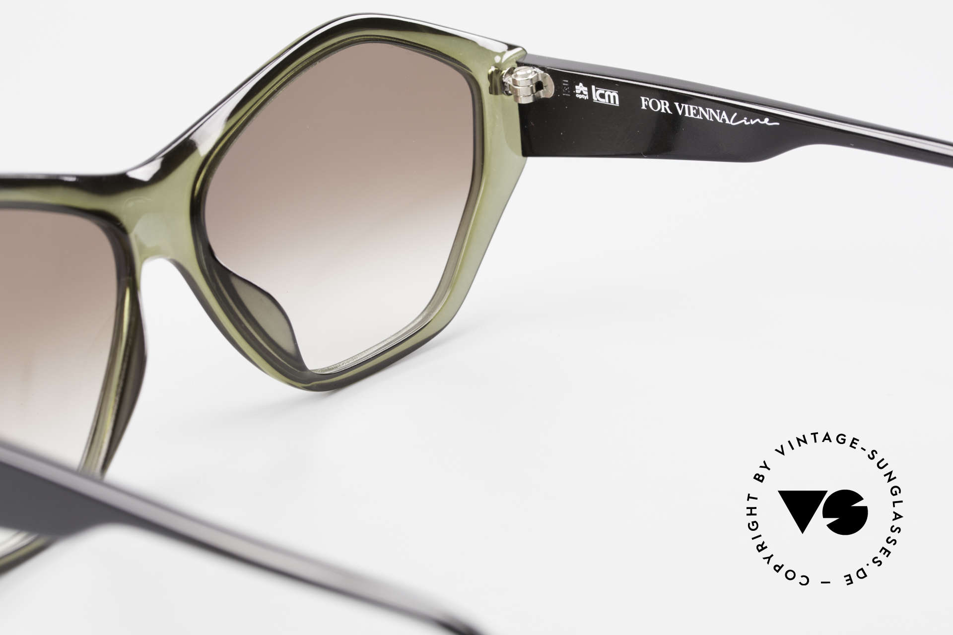 Paloma Picasso 1463 90's Optyl Ladies Sunglasses, NO RETRO style shades! but a proud original one!, Made for Women