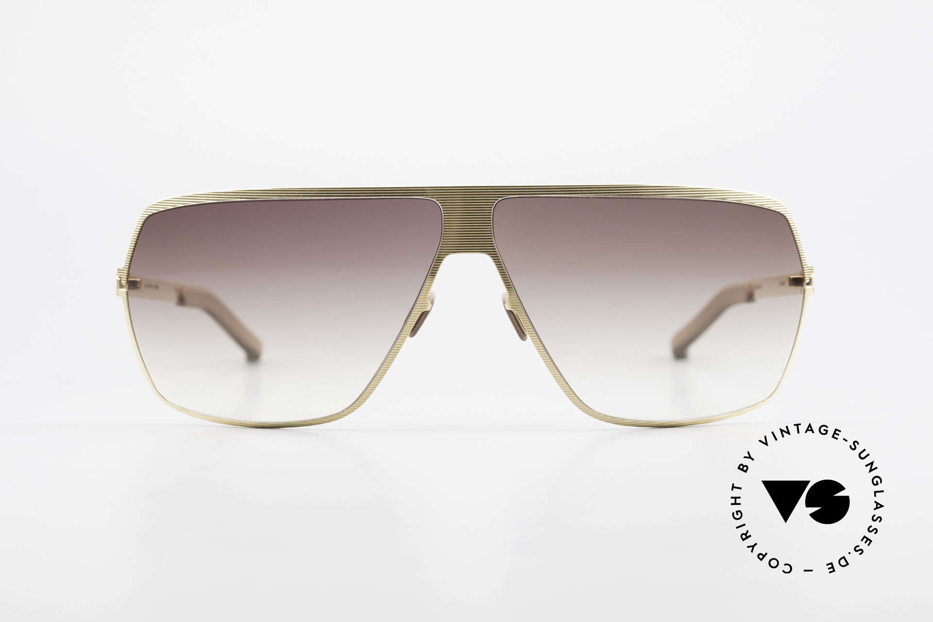 Mykita Rock Vintage No 1 Collection 2009, MYKITA: the youngest brand in our vintage collection, Made for Men