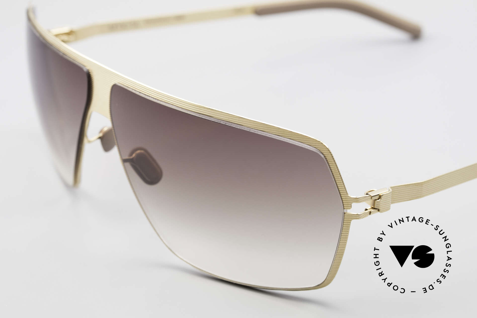 Mykita Rock Vintage No 1 Collection 2009, flexible metal frame = innovative and elegant likewise, Made for Men