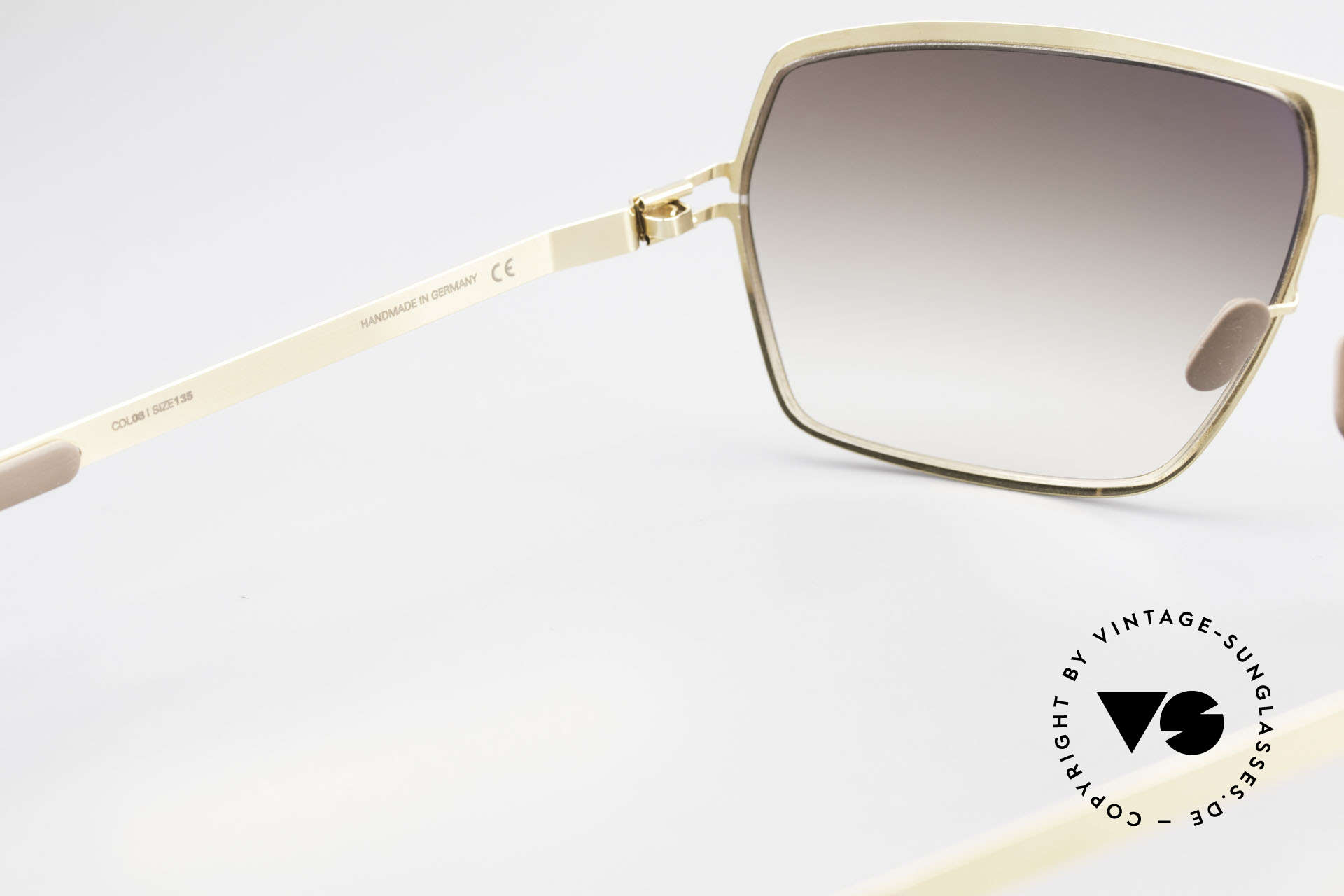 Mykita Rock Vintage No 1 Collection 2009, worn by many celebs (rare & in high demand, meanwhile), Made for Men