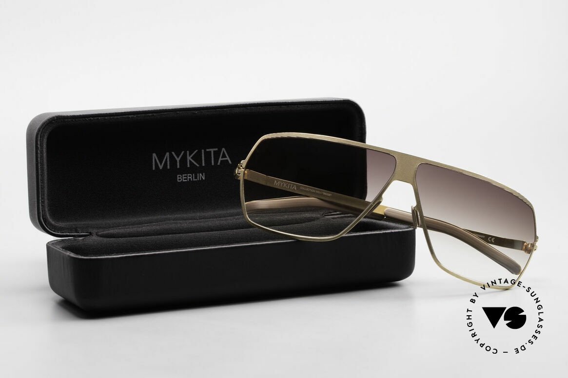 Mykita Rock Vintage No 1 Collection 2009, Size: large, Made for Men