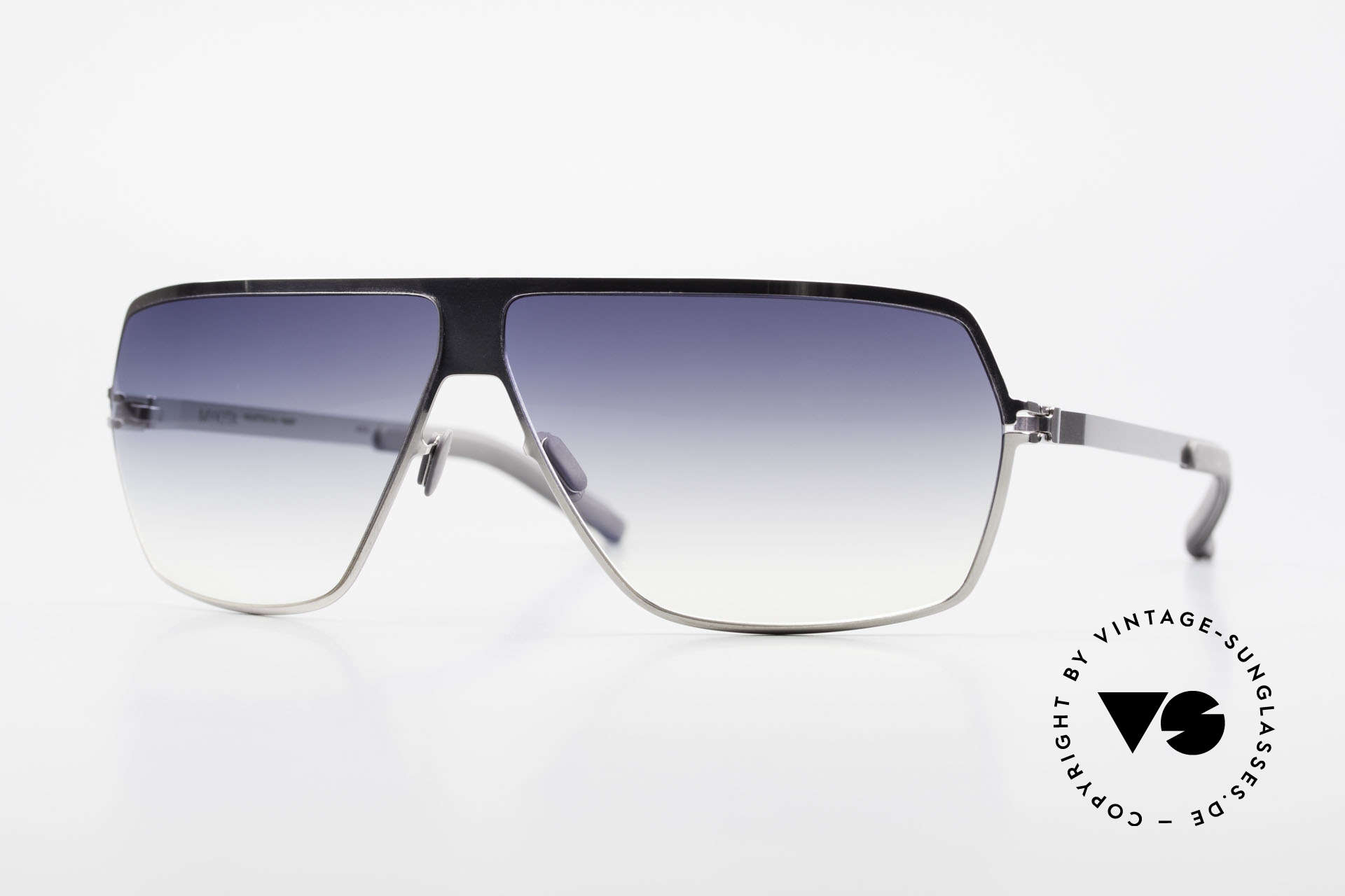 Mykita Rock No1 Designer Sunglasses 2009, original VINTAGE MYKITA men's sunglasses from 2009, Made for Men