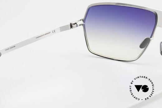 Mykita Rock No1 Designer Sunglasses 2009, worn by many celebs (rare & in high demand, meanwhile), Made for Men