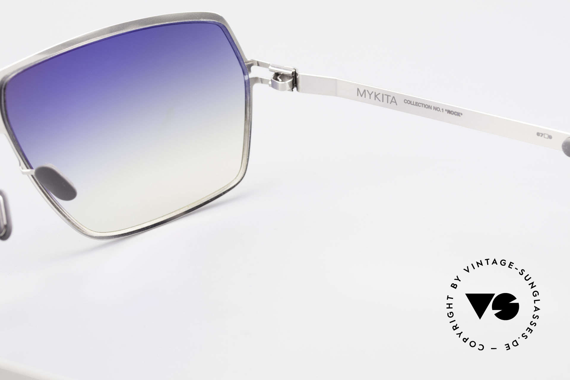 Mykita Rock No1 Designer Sunglasses 2009, thus, now available from us (unworn and with orig. case), Made for Men