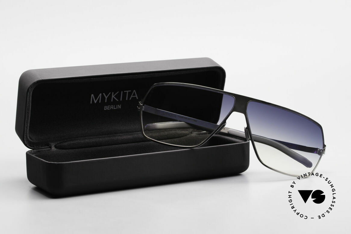 Mykita Rock No1 Designer Sunglasses 2009, Size: large, Made for Men