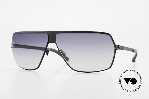 Mykita Rock No1 Men's Sunglasses 2009 Details
