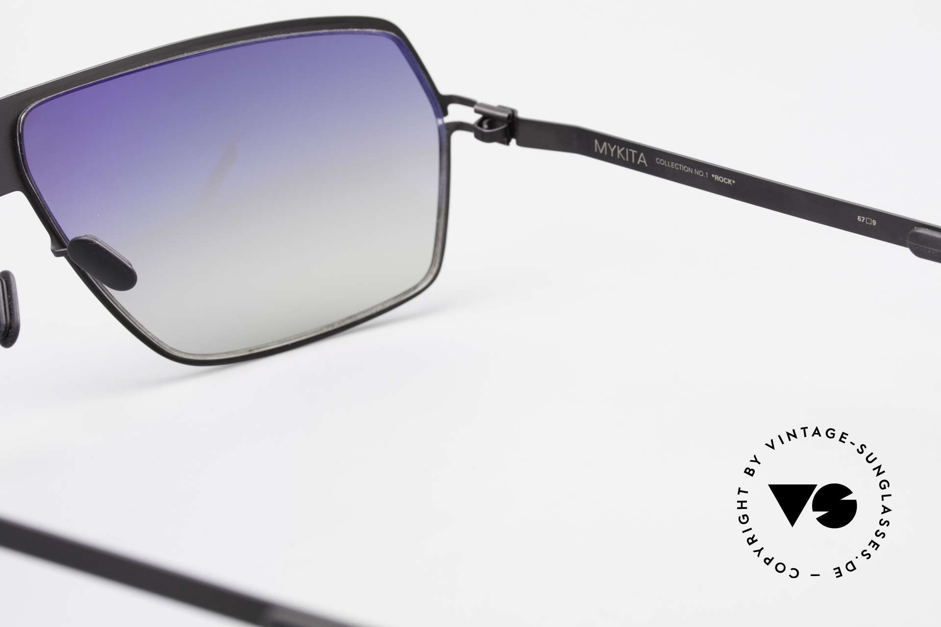 Mykita Rock No1 Men's Sunglasses 2009, thus, now available from us (unworn and with orig. case), Made for Men