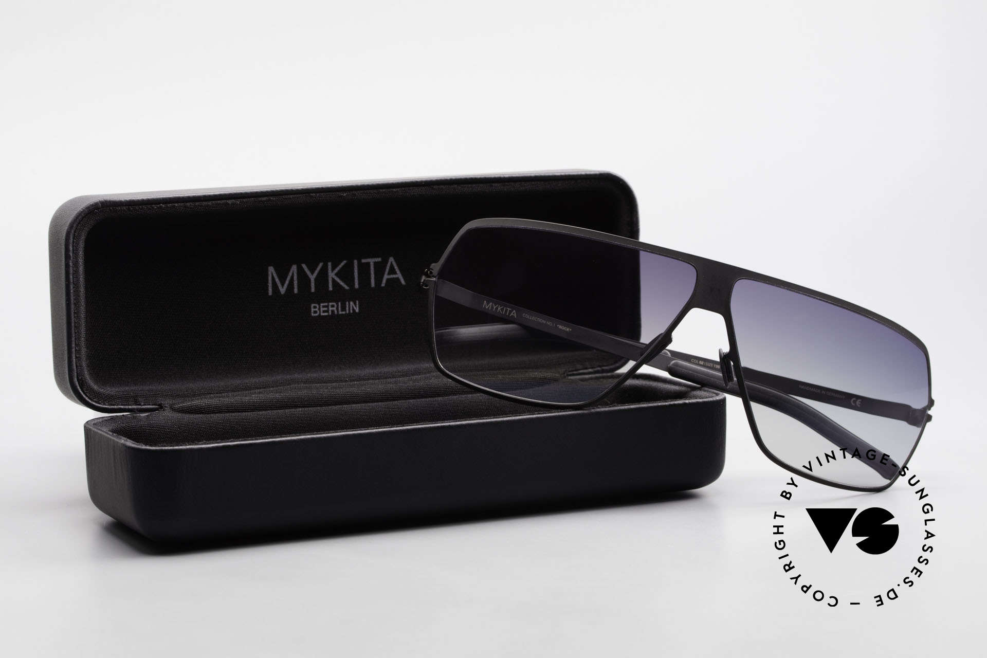 Mykita Rock No1 Men's Sunglasses 2009, Size: large, Made for Men