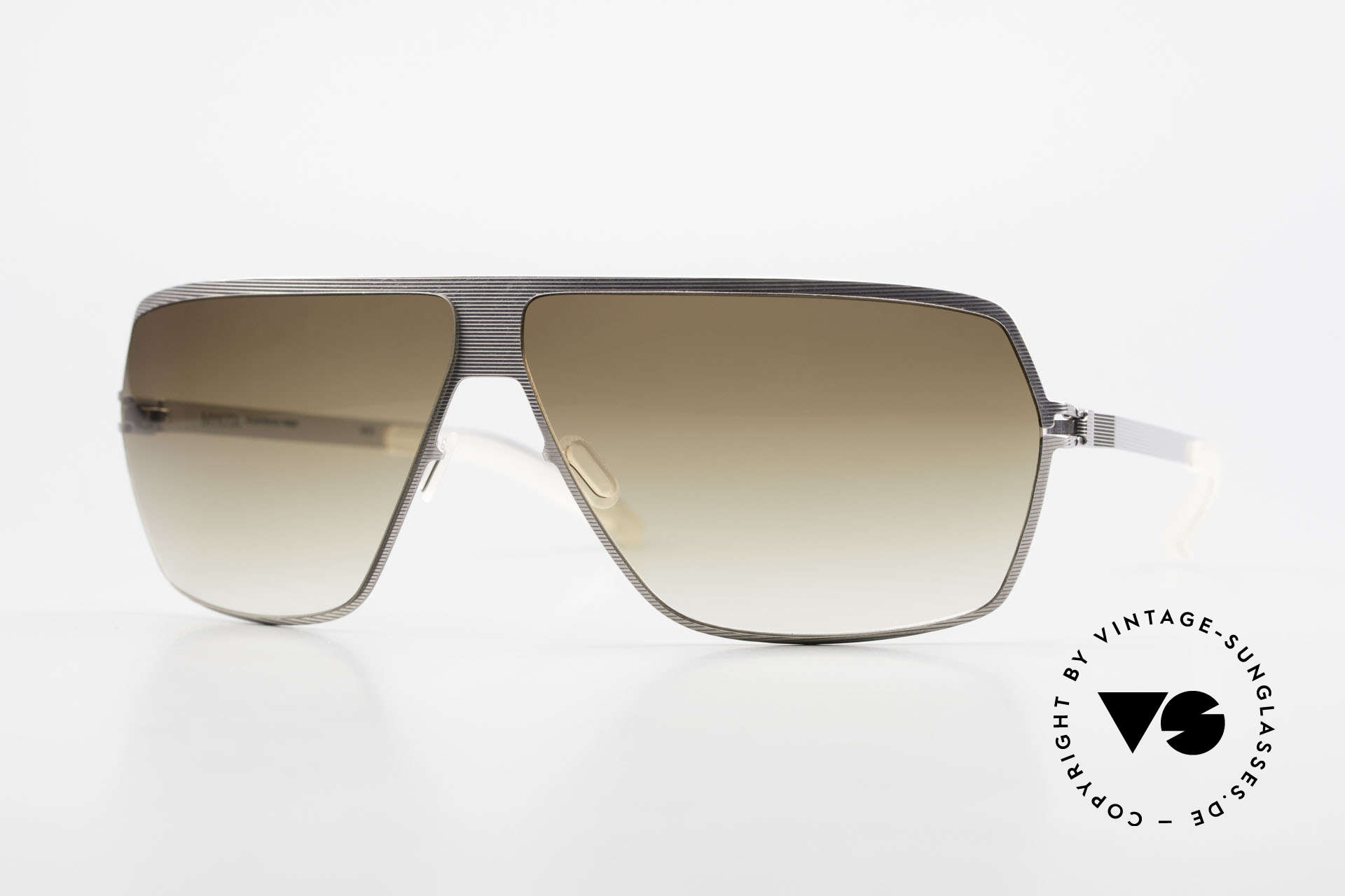 Mykita Rock No1 Collection Sunglasses 2009, original VINTAGE MYKITA men's sunglasses from 2009, Made for Men