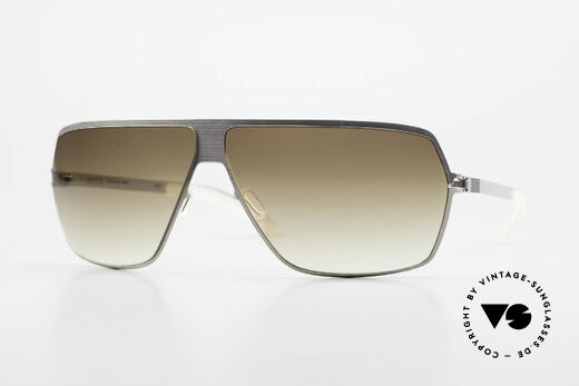 Mykita Rock No1 Collection Sunglasses 2009 Details