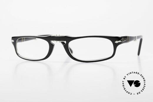 Persol 2645 Folding Reading Eyeglasses Foldable Details
