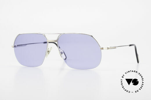Cartier Orsay Luxury Vintage Sunglasses Details